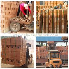 河南创力包装供应红砖打包机砖块打包解决方案