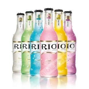 RIO锐澳鸡尾酒预调酒 宾治 275mlx24瓶 110元/件 RIO锐澳鸡尾酒预调