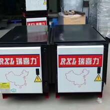 常州瑞和厨房高效油烟处理器静电复合式油烟净化器