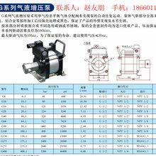 G系列气液增压泵,液体增压泵,增压泵图片