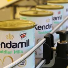 英国原装康多密儿2段进口奶粉价格贵吗图片