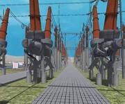 PanX沉浸式变电站仿真系统图片