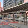 湖南最大候车亭生产商,专业长沙公交站台价格咨询-不锈钢公交站材质