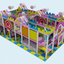 快放假了去哪里玩?去儿童乐园淘气堡真的很好玩!