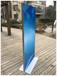 鋁合金廣告架海報架立牌門型展架80180