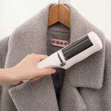 外贸静电刷毛衣除毛刷衣物干洗刷除尘刷西服必备去毛刷脱毛器图片