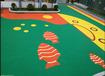 重庆茶园新区,巴南鹿角EPDM户外彩色地面铺设厂家,实惠看得见