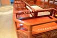 全实木珠宝柜首饰柜台珠宝展柜展示柜玉器展柜仿古榆木家具