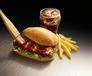 潮州汉堡加盟,1-2人可操作,产品齐全,100多个品种