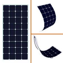 国瑞阳光大功率太阳能电池组件定制/单晶硅多晶硅太阳能电池板/柔性太阳能发电板
