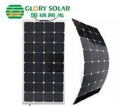 国瑞阳光定做柔性太阳能电池板太阳能电池组件太阳能小板
