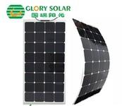 国瑞阳光定做柔性太阳能电池板太阳能电池组件太阳能小板图片