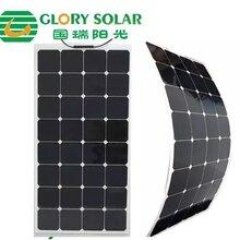 国瑞阳光定做柔性太阳能电池板太阳能电池充电组件小板