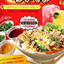麻辣烫加盟香炸串类+关东煮类+川香特色类+冷锅串串香一站式美食