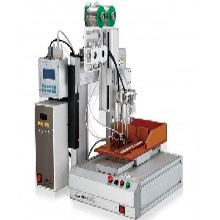 三轴平台ccd检测非标螺丝机定制小家电全自动螺丝机图片