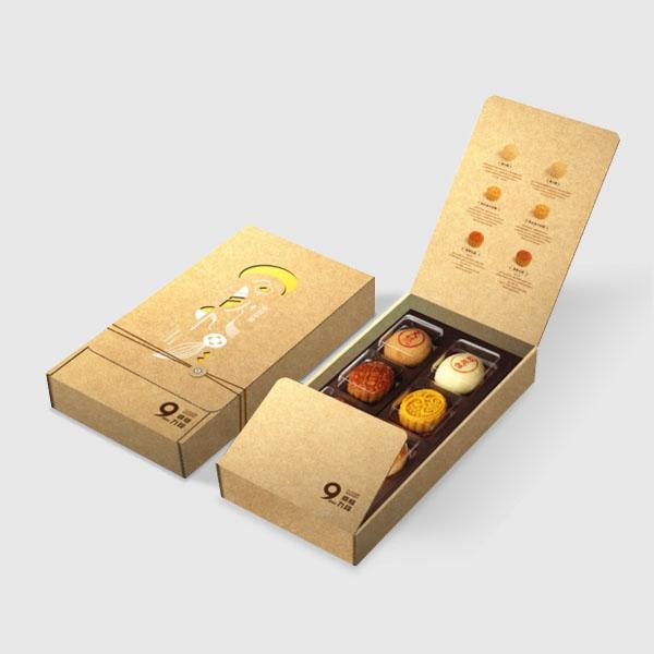 江蘇食品包裝盒設計印刷特產禮品盒定做