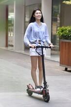 深圳Gialer成人无座可折叠滑板车销售厂家直销图片