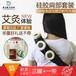 虚灸硅胶艾灸盒随身灸器具艾条艾柱温灸器罐肩部肩周炎