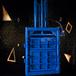 鹤岗油漆桶压块机药材服装压包机厂家在哪里