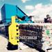 菏澤出售臥式液壓打包機紙皮專用液壓打包機價格