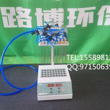 干式氮吹仪12孔24孔LB-K200(B)生产厂家图片