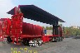陜西西安9.6米飛翼車改裝廠報價
