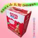 小太阳儿童奶(草莓味)1200ml16盒/箱