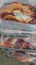 马肉蒙古国进口冷冻剔骨马肉清真有机蒙古马肉马腿肉分部位图片