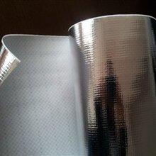 厂家供应铝箔编织布淋膜铝箔编织布铝膜编织布图片