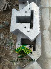 武漢舒布洛克混凝土擋土磚403015、河道護坡磚、廠家批發圖片