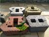 河南舒布洛克砖郑州建菱挡土墙砖403015混凝土砌块砖今日行情价格走势