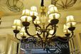 灯饰灯具进口报关代理公司,香港吊灯进口代理清关公司