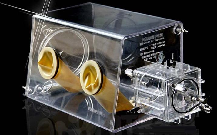 亚克力惰性气体手套箱-选上海卓的仪器图片