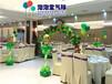 苏州昆山气球装饰布置宝宝宴生日宴气球