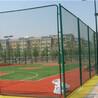 学校绿色球场围网,铁丝围墙