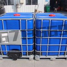 孝感批发加厚全新IBC吨桶集装桶1000L塑料方桶化工桶/防腐运输桶1吨