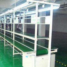 灯具厂流水线电子厂流水线机械零配件生产包装线