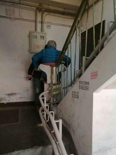 樓道折疊電梯樓梯斜掛升降椅啟運品牌老人電梯座椅爬樓機