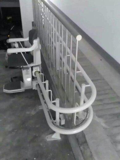 鎮江市智能升降椅廠家安裝療養院樓梯座椅電梯升降設備