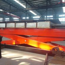 廊坊市杭州市链条式垂直货物升降机剪叉式汽车举升机高空装卸平台图片