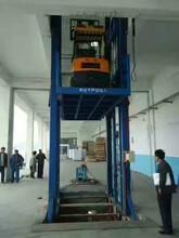 广州市工业货梯工业园升降设备直销启运载货电梯货运升降机图片