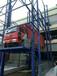 雙導軌液壓平臺載貨平臺廠房工業貨梯定制岳陽市啟運貨運電梯