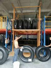 仓储升降机货运升降设备福州市直销启运升降平台导轨货梯图片