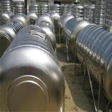 201不锈钢9吨支持定制鼎热保温水箱使用寿命长图片