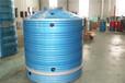 北京可定制鼎热3吨消防供水用不锈钢水箱方形不生锈