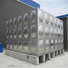 秦皇岛方形304不锈钢水箱生活饮用供水用图片