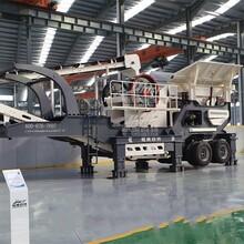 潍坊建筑垃圾破碎机建筑垃圾处理设备价格石料骨料生产线