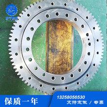 江苏徐州回转支承生产厂家鹏齐现货促销转盘轴承钻机旋转支承图片