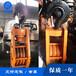 福建吊钩生产厂家耐磨5吨吊车吊钩工程机械配件