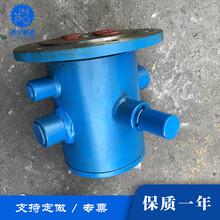 山东济宁液压旋转接头厂家鹏齐生产挖掘机专用中央回转接头图片